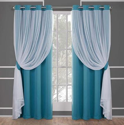 ما هي أفضل ألوان ستائر غرفة النوم للحصول على الراحة ؟