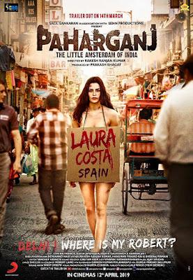 Paharganj 2019 Hindi Full Movie Pre-DVDRip 700MB