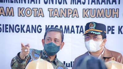 Pilkada Masih Jauh, Amran Mahmud Pilih Konsentrasi Jalankan Amanah Rakyat