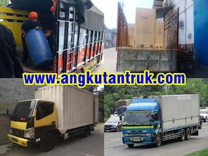 Ekspedisi Truk Garut Surabaya