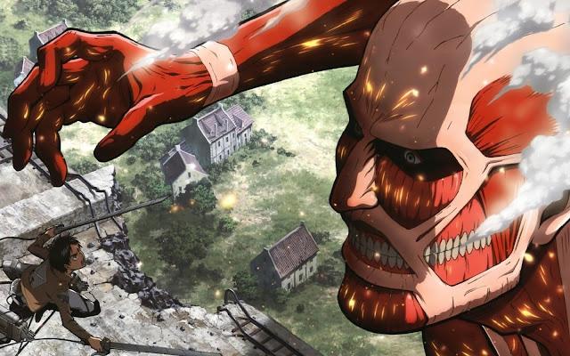 Attack on Titan (Pllano Geral)
