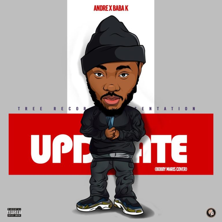 "Andre – ""Update"" (Prod. by Baba K) #Arewapublisize"