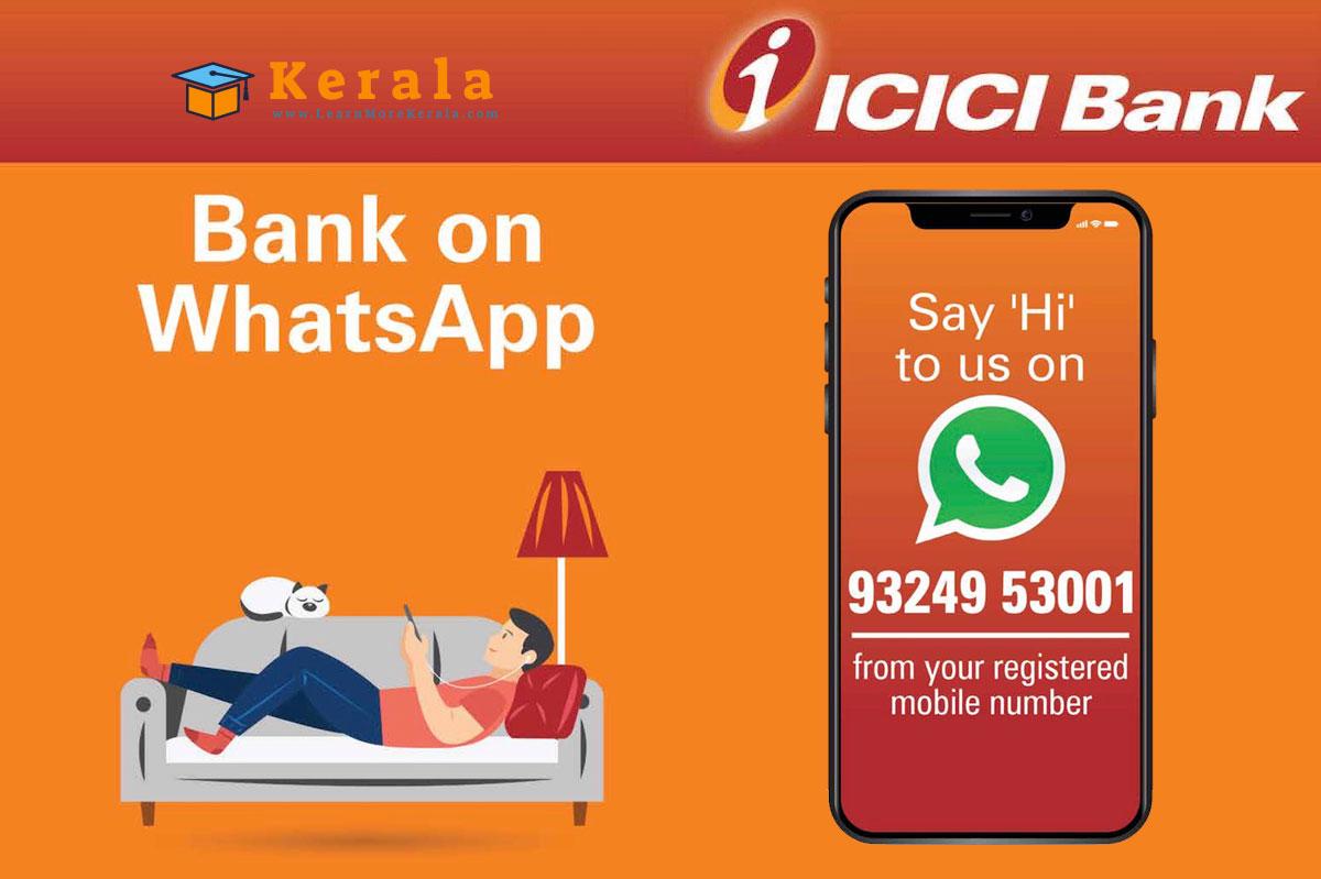 ICICI Bank WhatsApp
