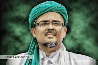 Biografi Habib Rizieq Syihab