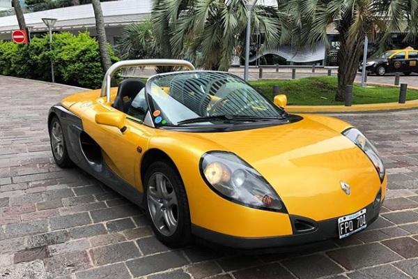 Renault Spider Argentina