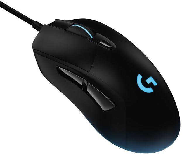 Logitech G403 Prodigy Gaming Mice