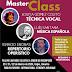Jovita Gómez Couto, Ignacio Encinas y Luis Santana imparten 'Tu Voz Master Class'