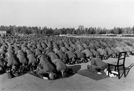 Nazi Müslüman Askerleri