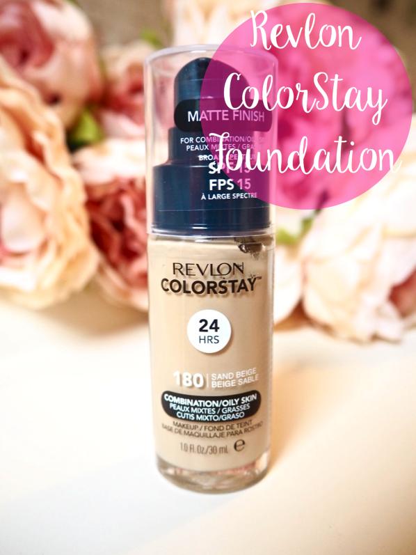 Revlon ColorStay Review