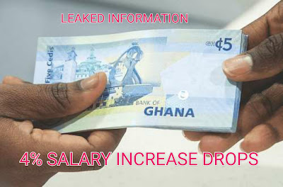 Four percent salary increase for teachers