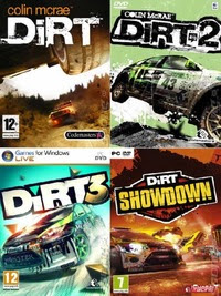 تحميل DIRT ANTHOLOGY