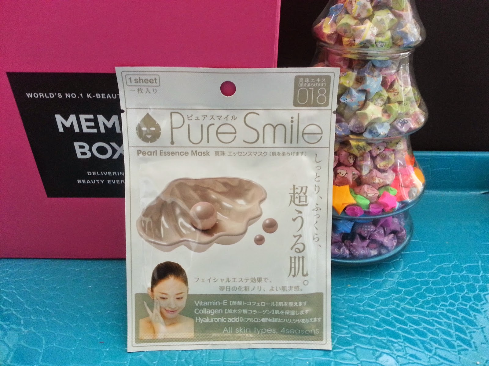 Pure Smile Original Mask Sheet