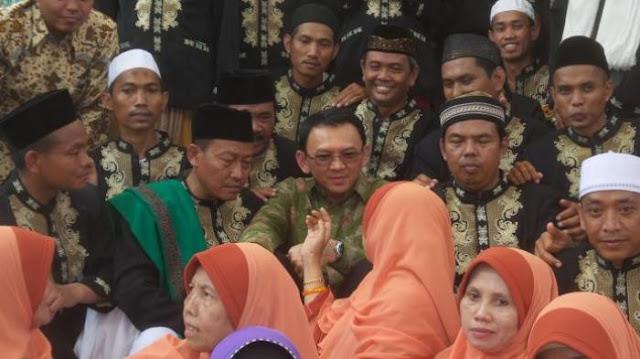 Hancurkan Program Jokowi, Relawan Jokowi-Ahok Tak Mau Pilih Ahok