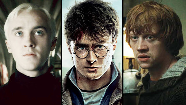 Quiz Harry Potter: Who would your boyfriend be?