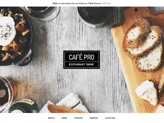 Free Download Cafe Pro Theme by StudioPress 2021