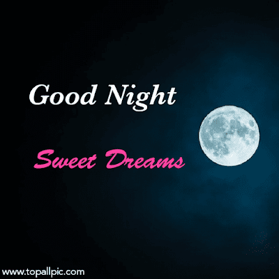good night and sweet dreams baby images for him