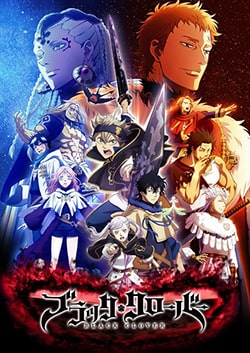 Download Black Clover Eps 1-120 Lengkap Batch Subtitle Indonesia