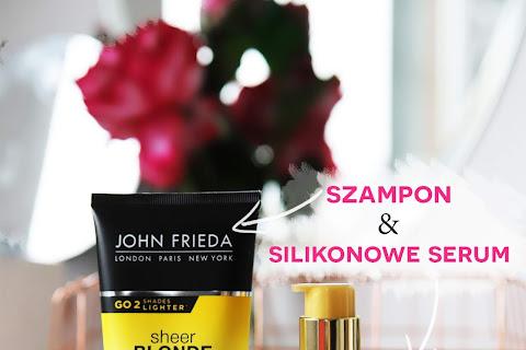 Szampon + silikonowy olejek | Szybki sposób pielęgnacji włosów - czytaj dalej »