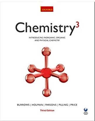 Chemistry3: Introducing Inorganic, Organic and Physical Chemistry Oxford in pdf