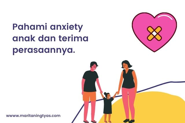 anxiety anak