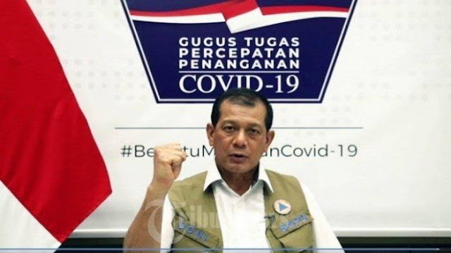 Sempat Berpolemik, Doni Monardo Pastikan PSBB Total Sudah Direstui Jokowi, Termasuk Menko Airlangga