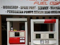 Agen Penjualan Mesin Pom Mini Digital dan Sparepart