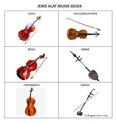 Alat musik gesek - berbagaireviews.com