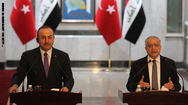 وزير خارجية العراق يدين هجمات إيران: رحيل القوات الأجنبية بالحوار والطرق الدبلوماسية