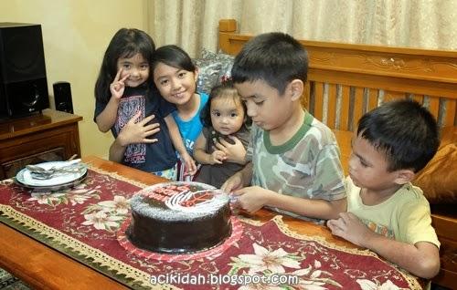 Selamat Hari Lahir Ke 9 Nuqman