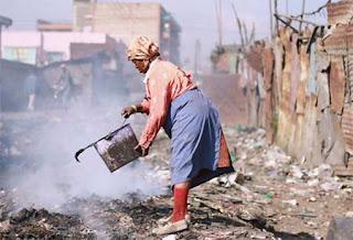 Issues of Kibera slum in Kenya