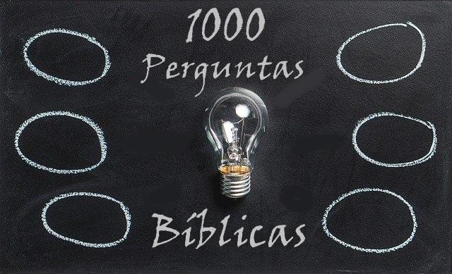 mil perguntas bíblicas