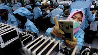 Informasi Loker 2018 Operator Produksi PT Samsung Electronics Indonesia (SEIN)