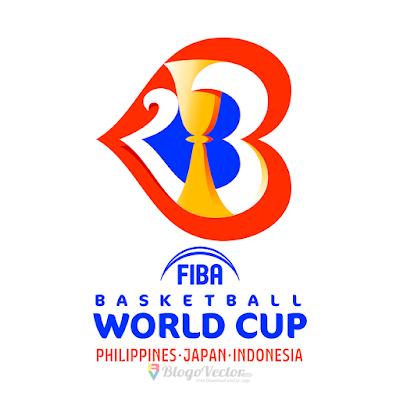 FIBA Basketball World Cup 2023 Logo Vector