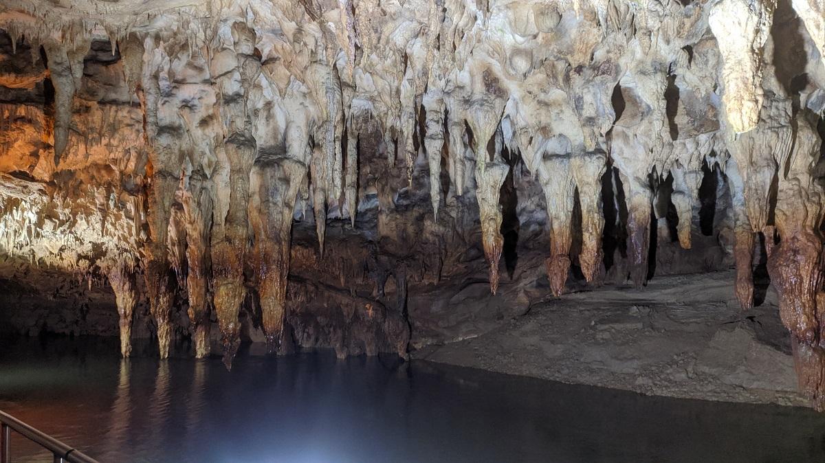 aggitis caves in Drama