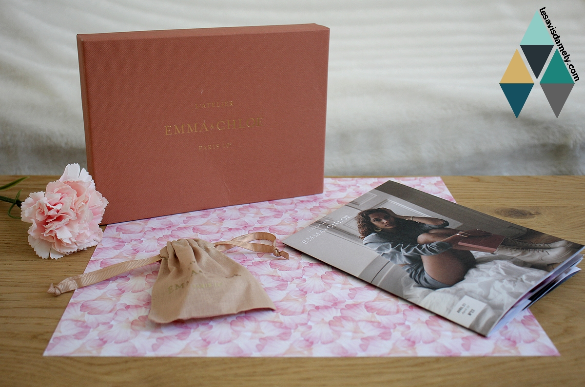 revue beauté box bijou atelier emma et chloé