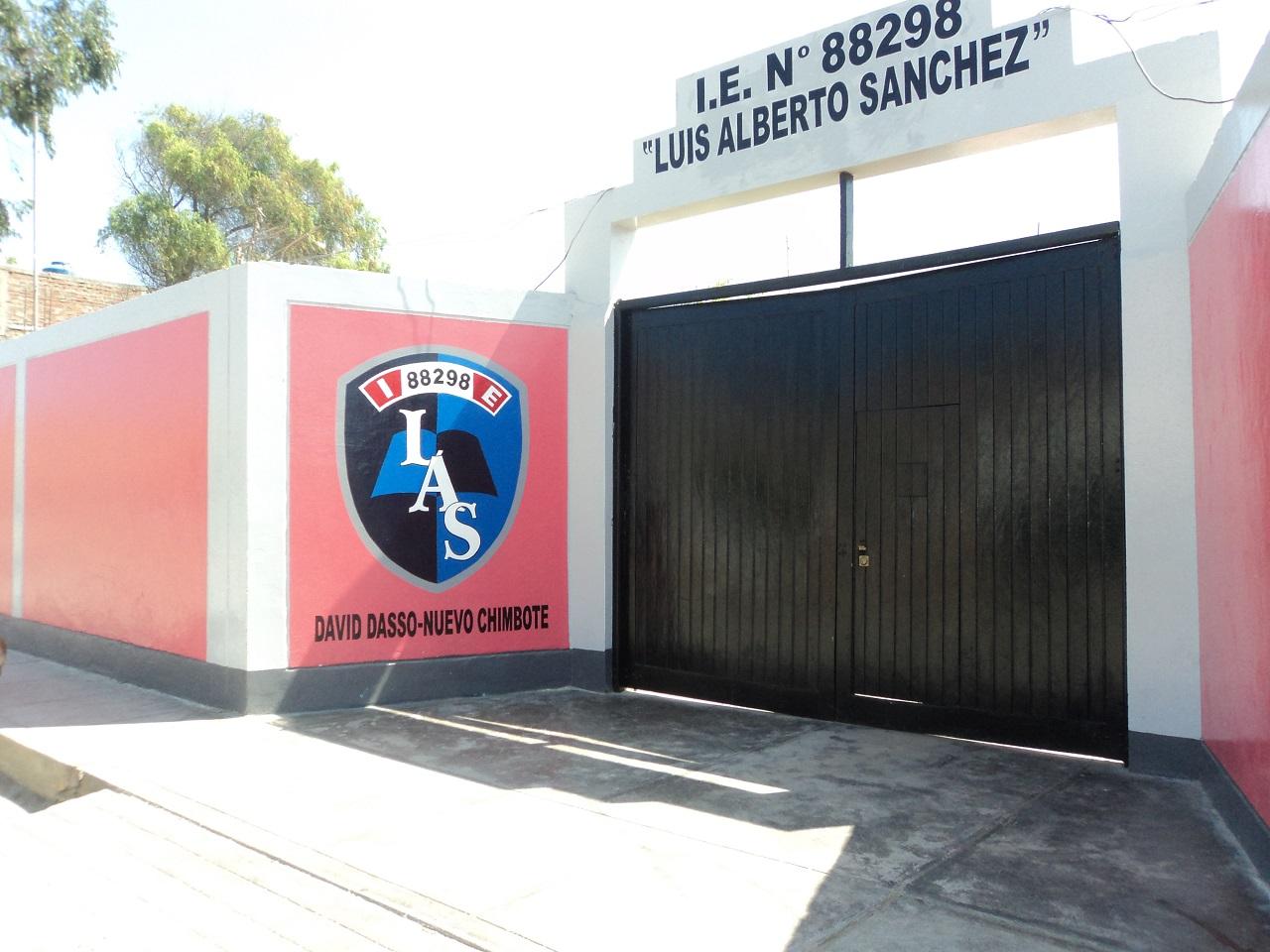 Colegio 88298 LUIS ALBERTO SANCHEZ - Nuevo Chimbote