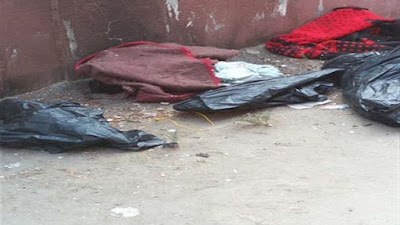 جثث 3 أطفال