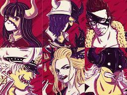 """One Piece manga 982 """"RUFFIAN MEETS RUFFIAN"""" review!"""
