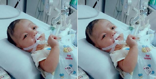 Sedih, Berbulan-Bulan Jagai Anaknya di Rumah Sakit Sampai Uang pun Tinggal Rp 15.000 !!