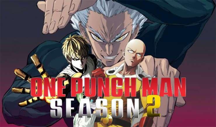 One Punch Man Season 2 Batch Subtitle Indonesia