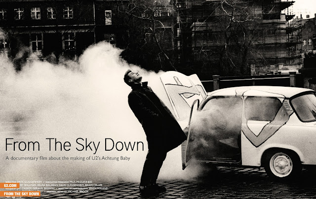 From The Sky Down Poster