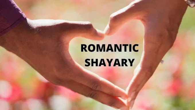 31+ Romantic Shayari On Love In Hindi And Status