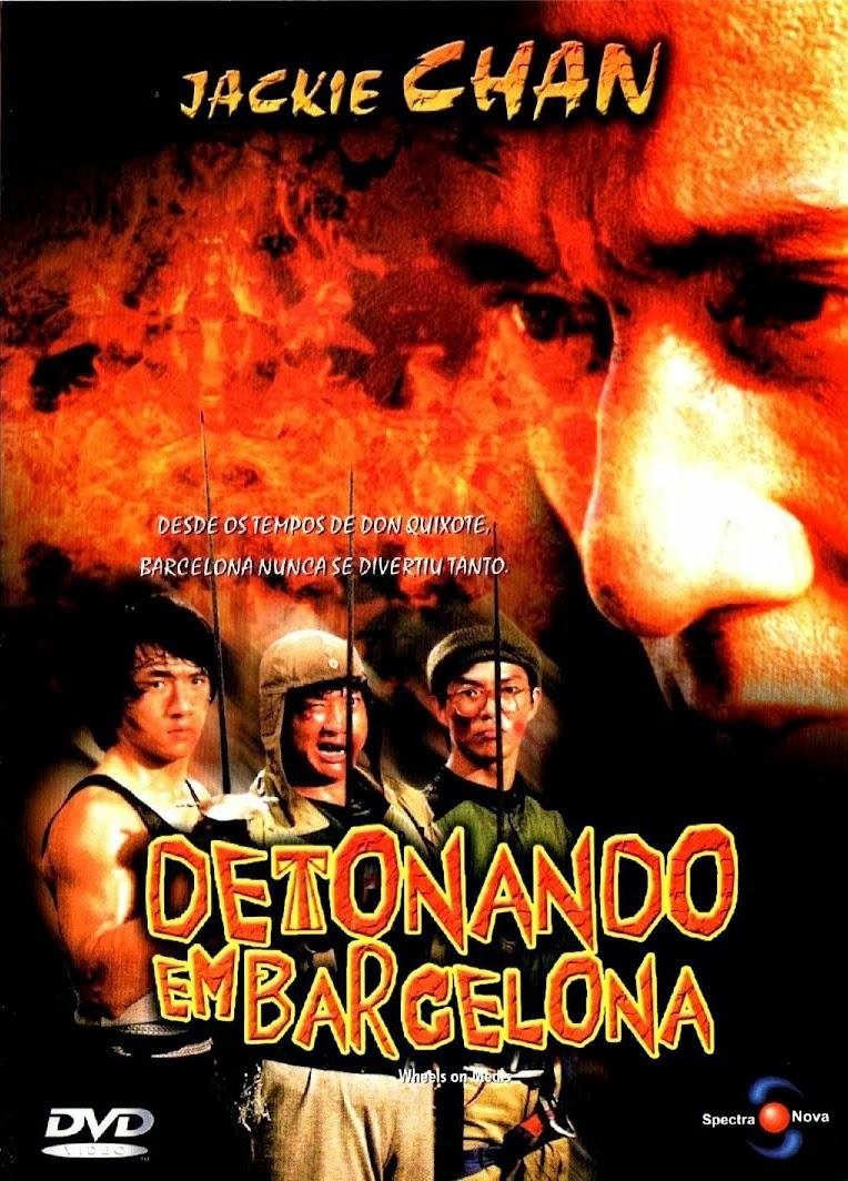 Detonando em Barcelona – Dublado (1984)
