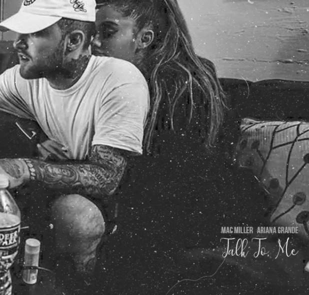 Mac Miller – Talk To Me ft. Ariana Grande (Mp3 Download)