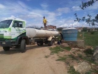 Prefeitura de Picuí garante abastecimento de água para toda a população picuiense