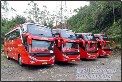 Sewa Bus Pariwisata Medan