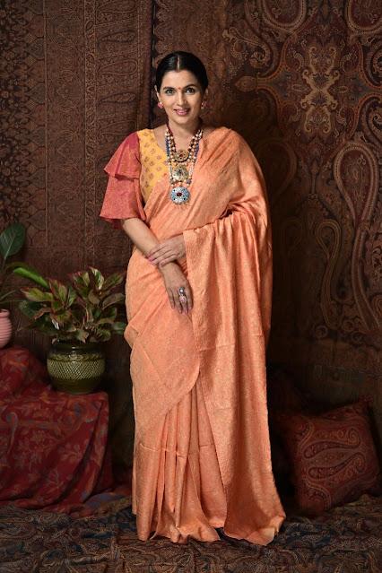 Peach  Kani Sraee