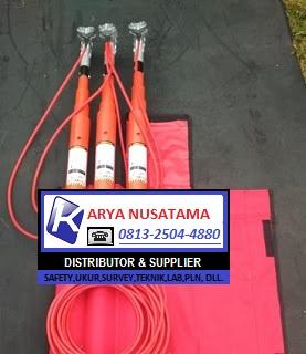 Jual High Voltage Stick Ground 150kv di Batam