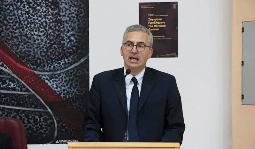 Κ. Βαθιώτης: «Ο Εισαγγελέας Τσιρώνης έμεινε φυτό από το Astrazeneca»