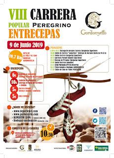 Carrera Peregrino Entrecepas 2019